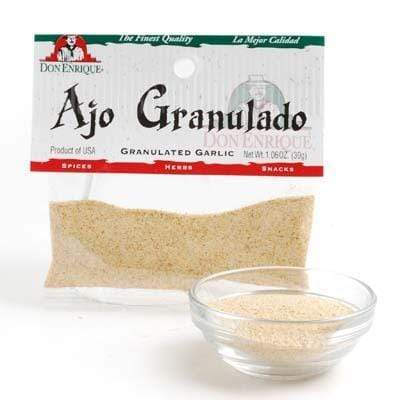 Image of  Granulated Garlic / Ajo Granulado (Don Enrique<sup>®</sup> Brand) Vegetables