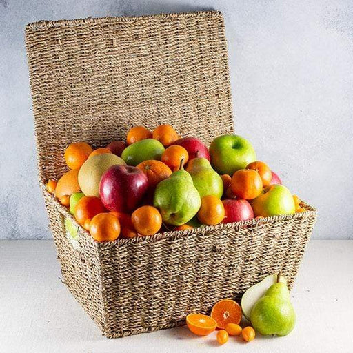 Image of  Holiday Fruit Hamper Gifts