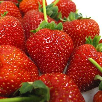 Image of  Long Stem Strawberries Fruit