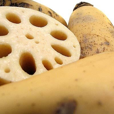 Image of  Lotus Root Vegetables