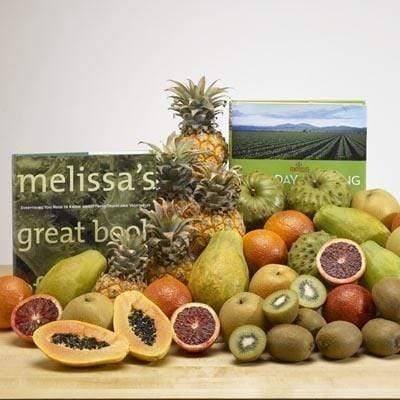 Image of  Melissa's 12 Month Exotic Fruit Club Gifts