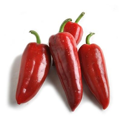 Image of  Sweet Red Kapia Peppers Vegetables