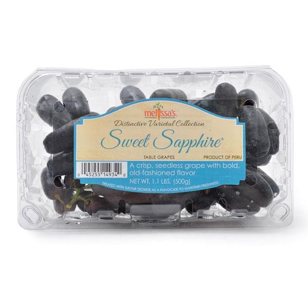 Image of  Sweet Sapphire® Grapes Fruit