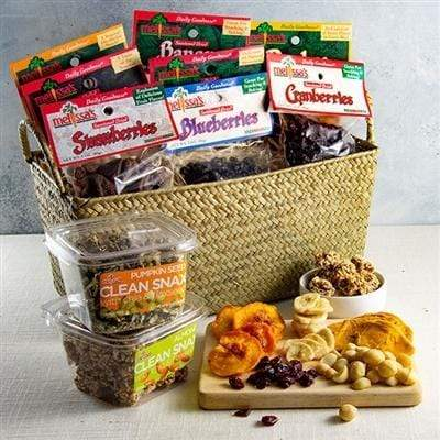 Image of  Ultimate Snack Basket Gifts