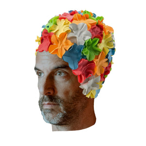 'Flower' Bathing Cap + 'Look Alive' Album Download