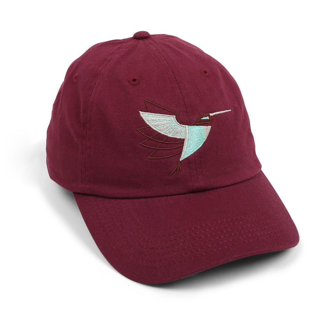 'Hummingbird' 6-Panel Hat