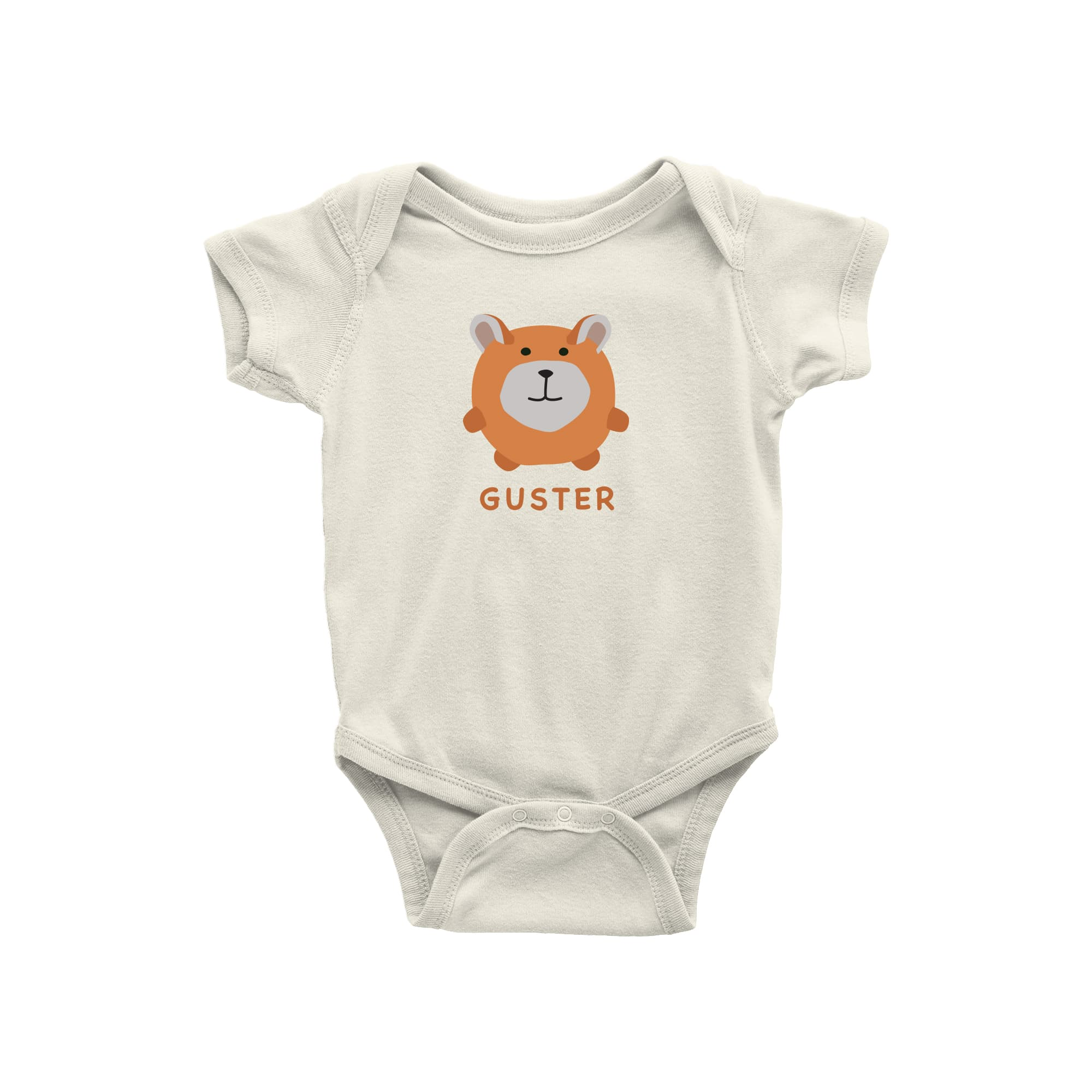 'Little Friend' Baby Onesie