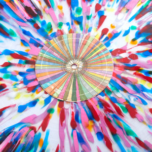 "'Easy Wonderful' 12"" Vinyl LP - Translucent Rainbow Splatter"