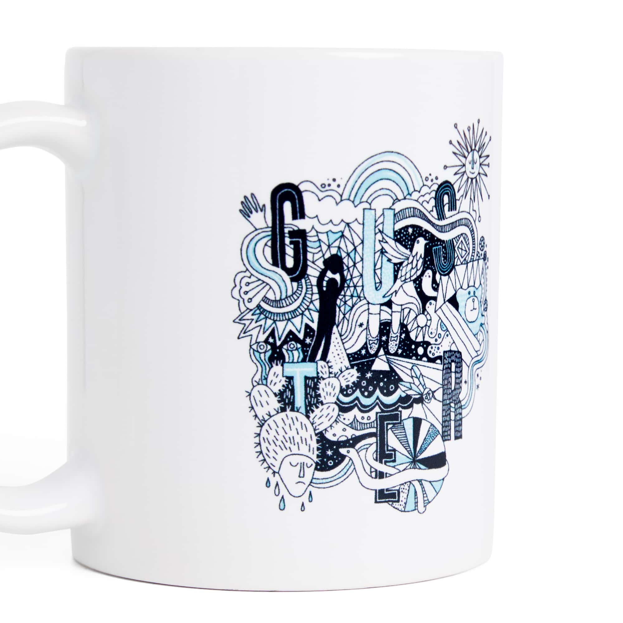 'Everything Guster' Coffee Mug