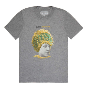 'Look Alive' Album Art T-Shirt - Grey Triblend