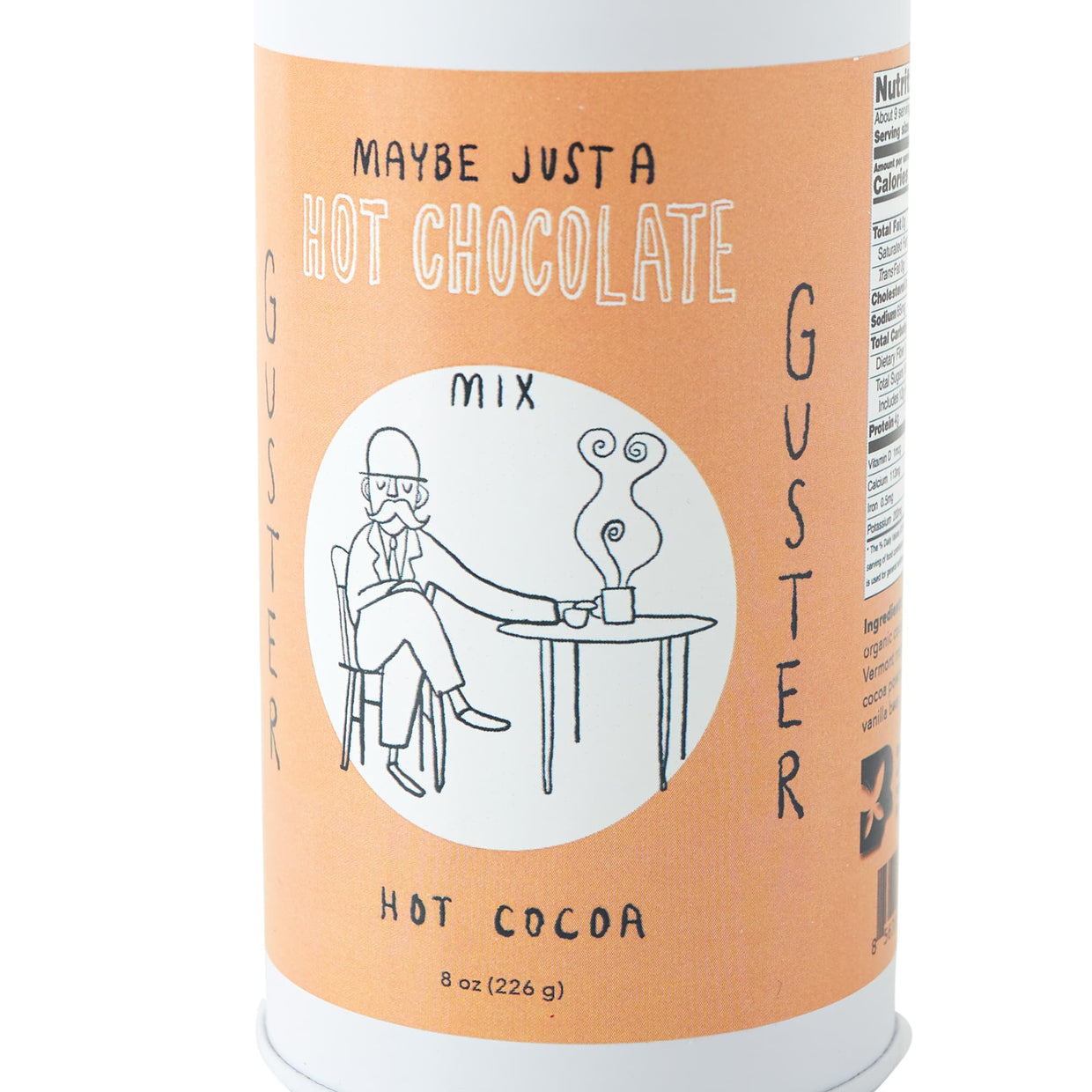 'Maybe Just A Hot Chocolate' Guster Hot Chocolate Mix