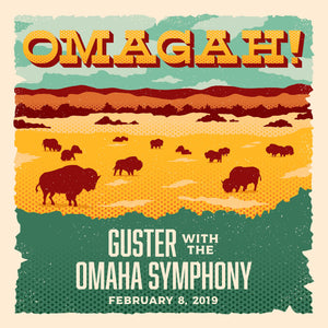 'omagah!' Lower Case T-Shirt + MP3 Digital Download