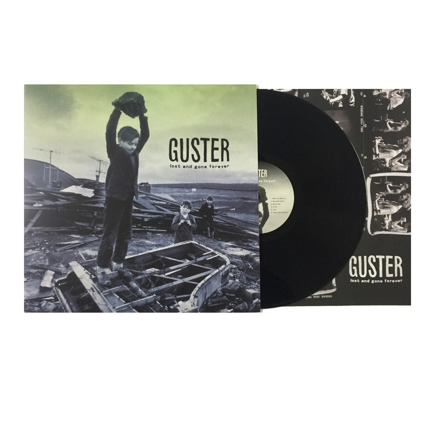 'Lost and Gone Forever' Vinyl LP
