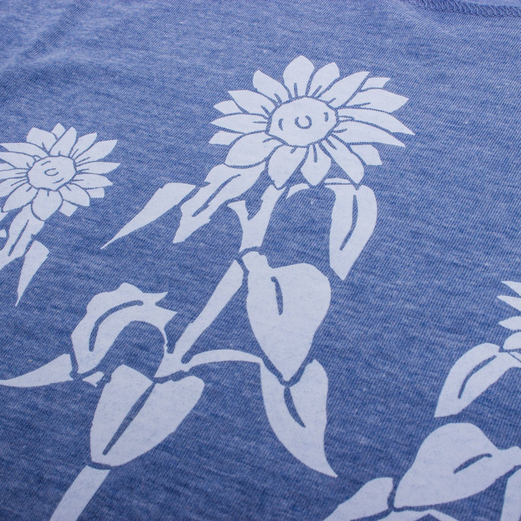 'Sunflower' Women's Racerback Tank