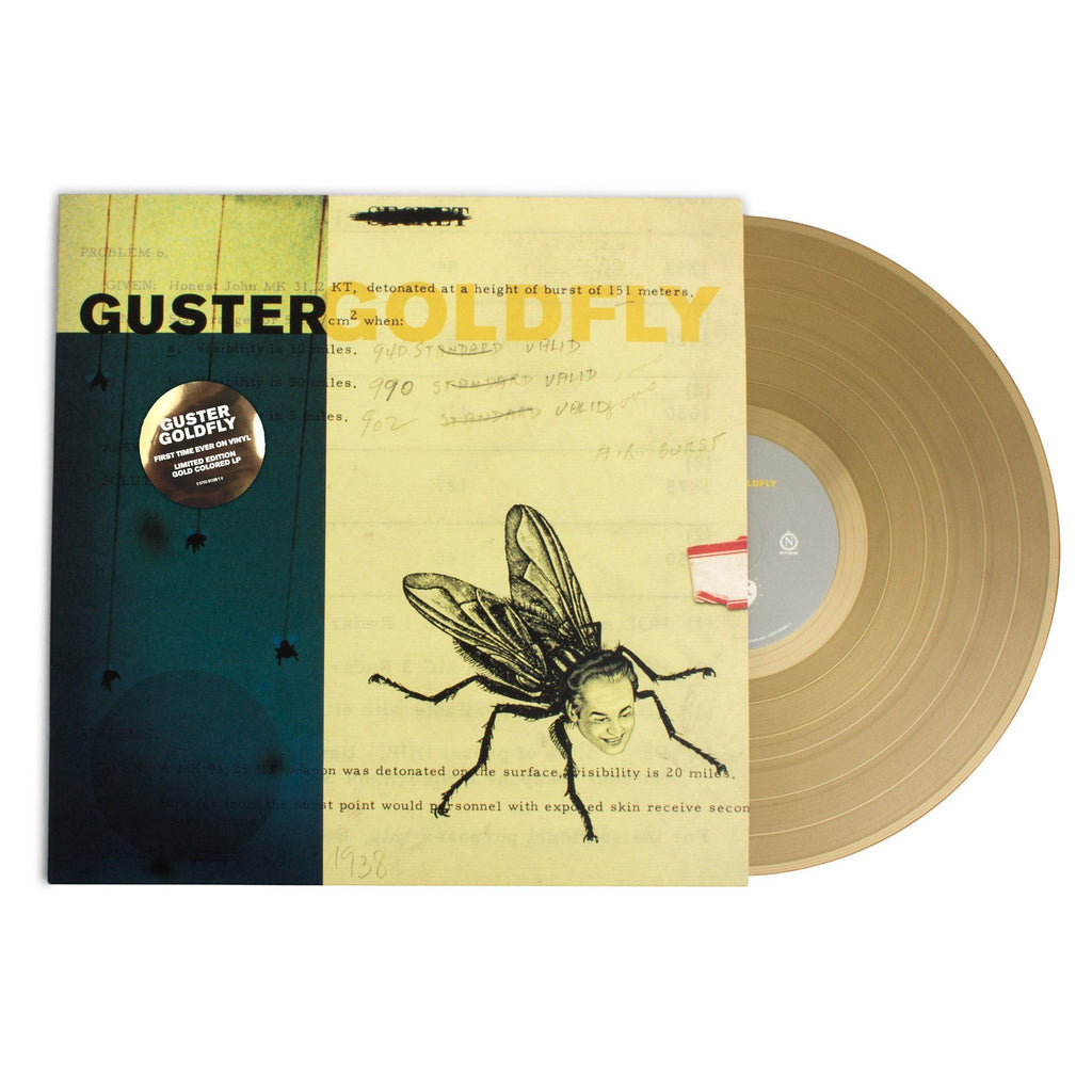 "'Goldfly' 20th Anniversary 12"" Vinyl LP"