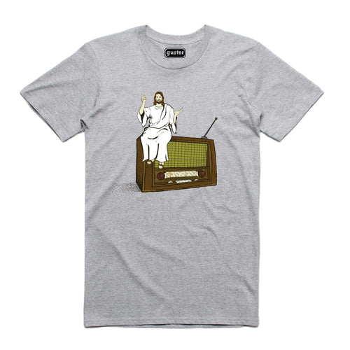'Jesus On The Radio' T-Shirt