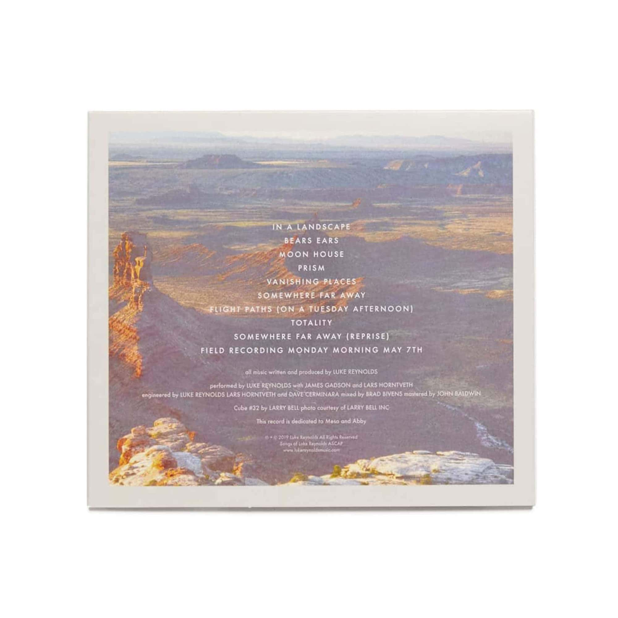 Luke Reynolds 'Vanishing Places Vol 1: Bears Ears' 12