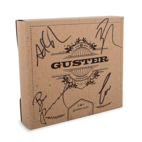 'Live 3 Sets: Limited Edition Box Set - Autographed'