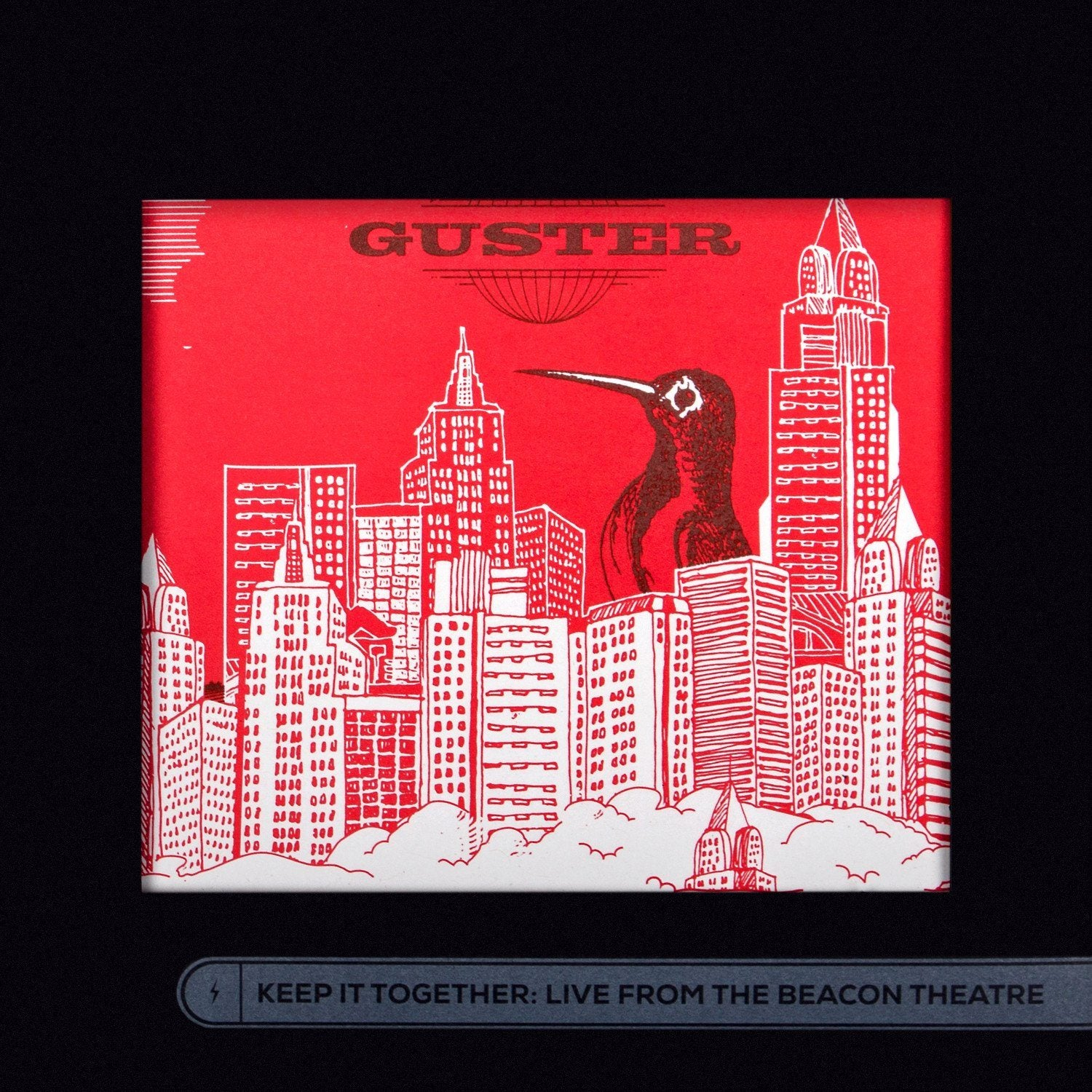 Guster 'Keep It Together: Live From The Beacon Theatre' MP3 / CD