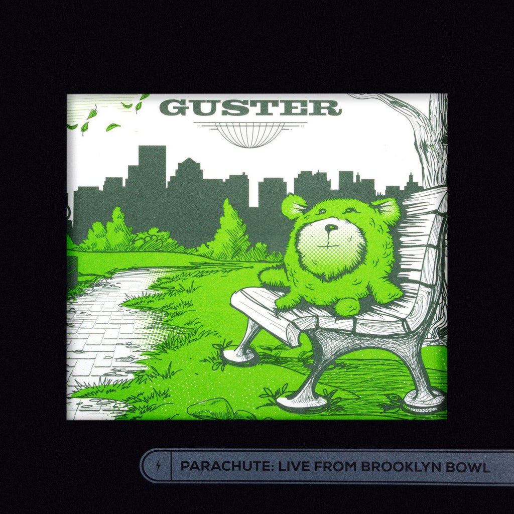 'Parachute: Live From Brooklyn Bowl' MP3 / CD