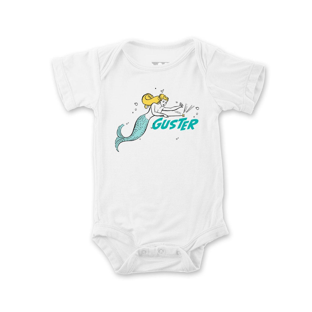 'Mermaid' Onesie