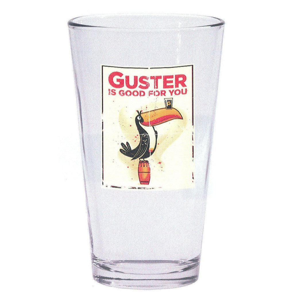 'Guster Is Good For You' Pint Glass