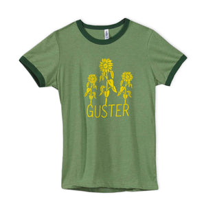 'Sunflowers' Women's Ringer Tee