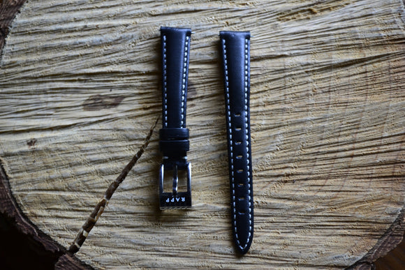 16mm - 892 Standard B5Z001 Black Watch Strap
