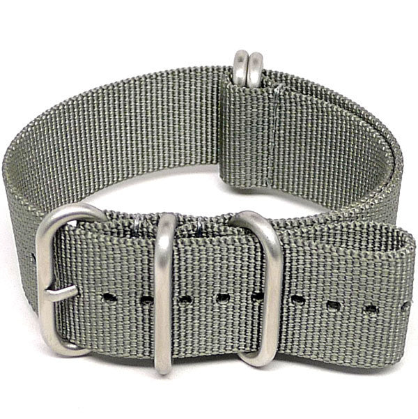 Canvas Nato Gray - 20mm