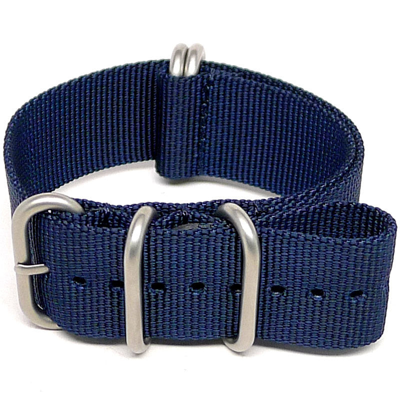Canvas Nato Blue - 20mm
