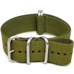 Canvas Nato Olive - 20mm