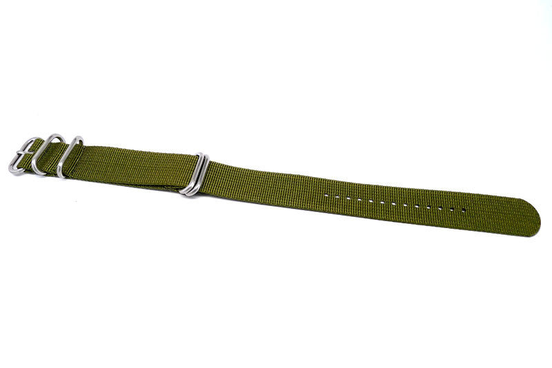 Canvas Outdoor Olive - 20mm