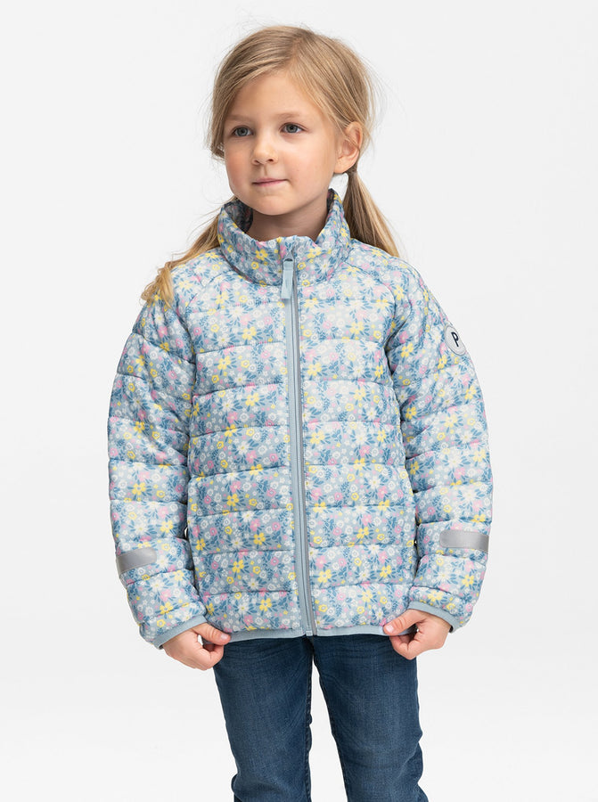 Kids Water Resistant Puffer Jacket