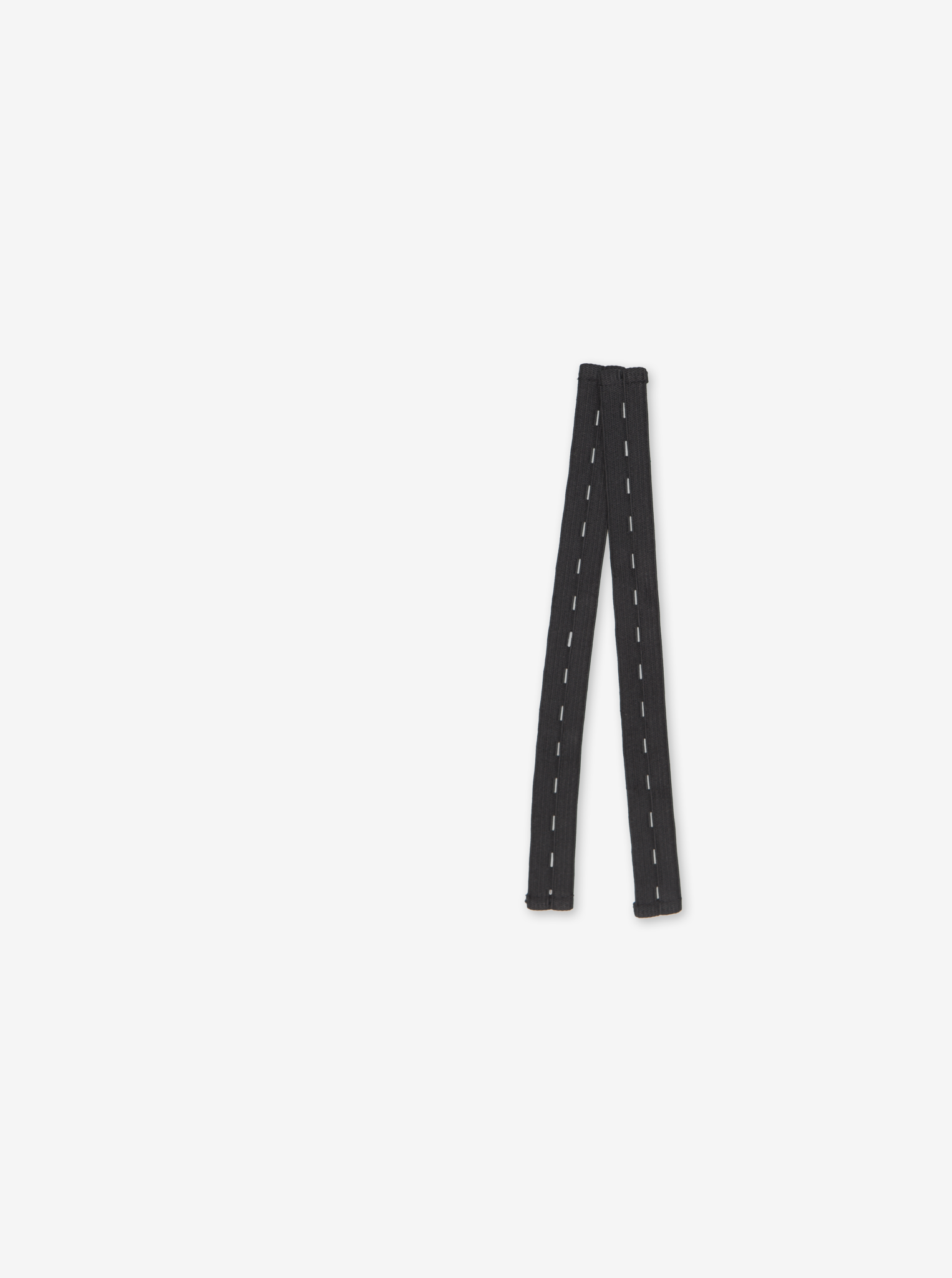 Foot Strap Black Unisex One Size