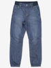 Loose Fit Kids Jeans Blue Boy 2-12y