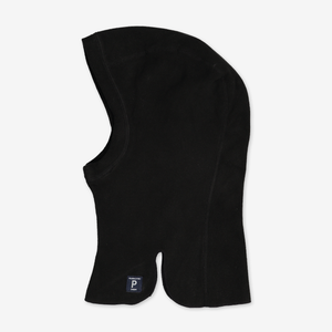 Fleece Kids Balaclava---Black---Unisex---9m-12y