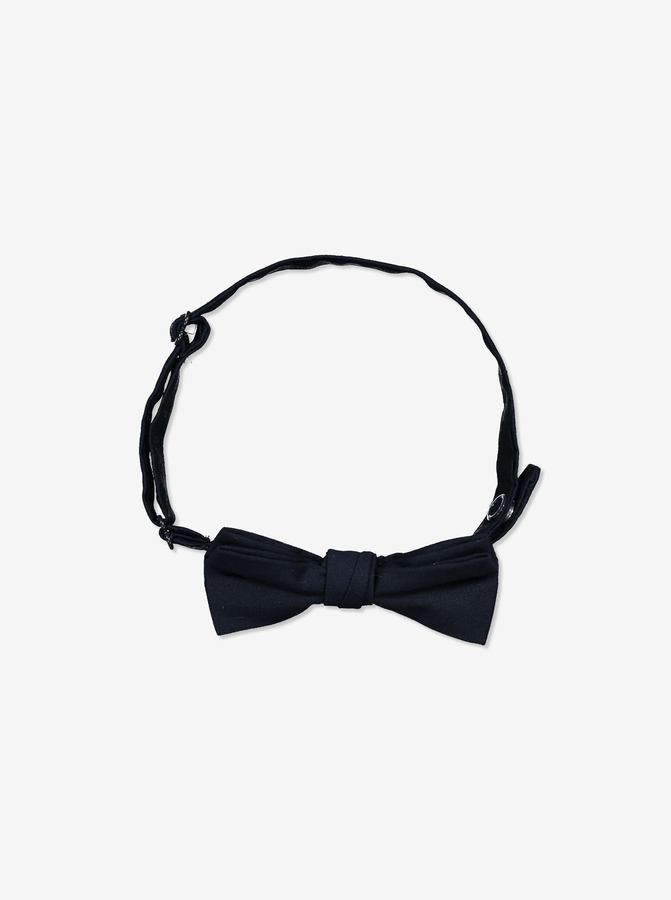 Kids Bow Tie---Navy---Boy---One Size