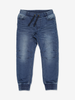 Loose Fit Kids Jogger Jeans Blue Boy 2-12y