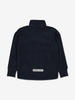 Kids Windproof Fleece Jacket---Navy---Unisex---1-12y