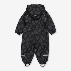 Waterproof Shell Fleece Lined Baby Overall