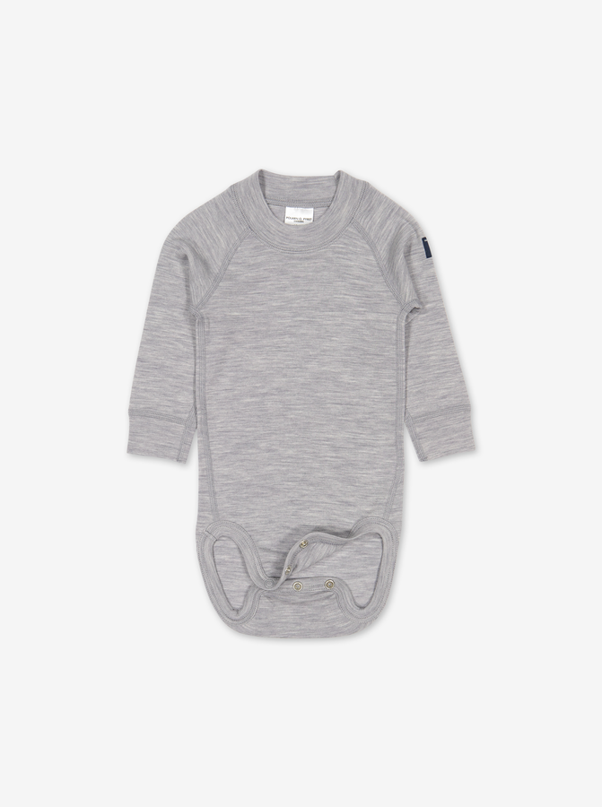 Thermal Merino Baby Bodysuit