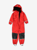 Fleece Lined Waterproof Kids Rain Suit