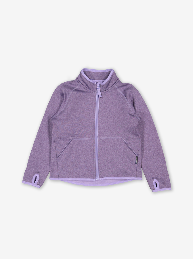 Technical Stretch Kids Fleece Jacket