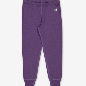 Thermal Terry Merino Kids Long Johns
