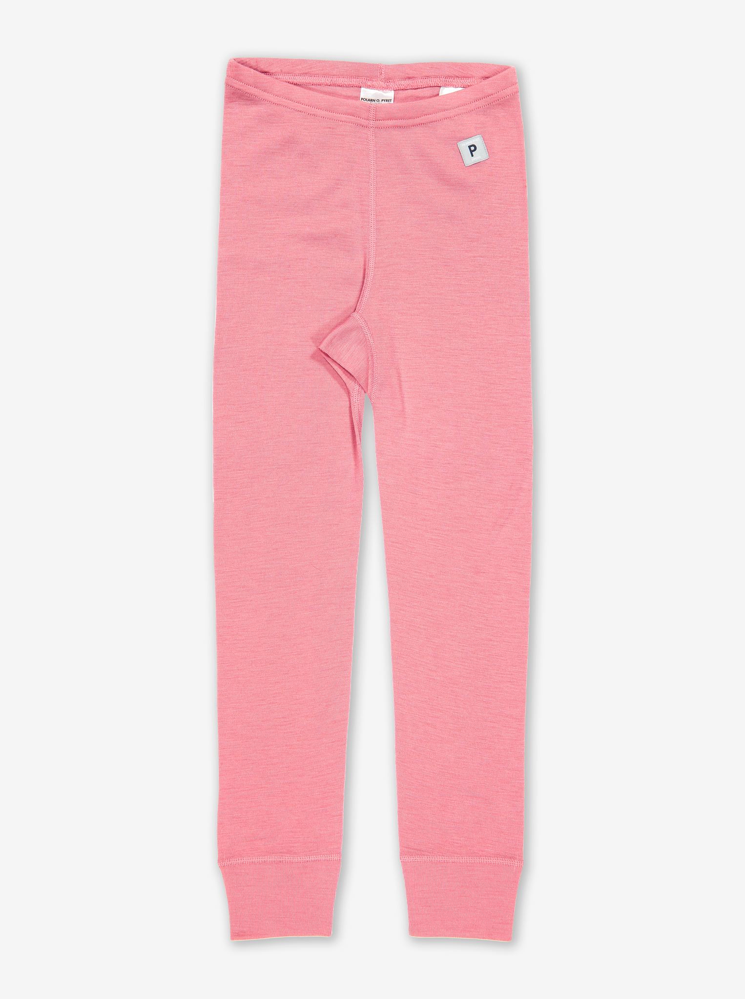 Long Johns Wool Solid School