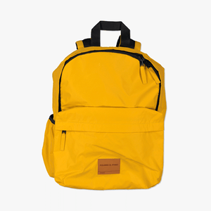 Kids Reflective Backpack---Yellow---Unisex---One Size