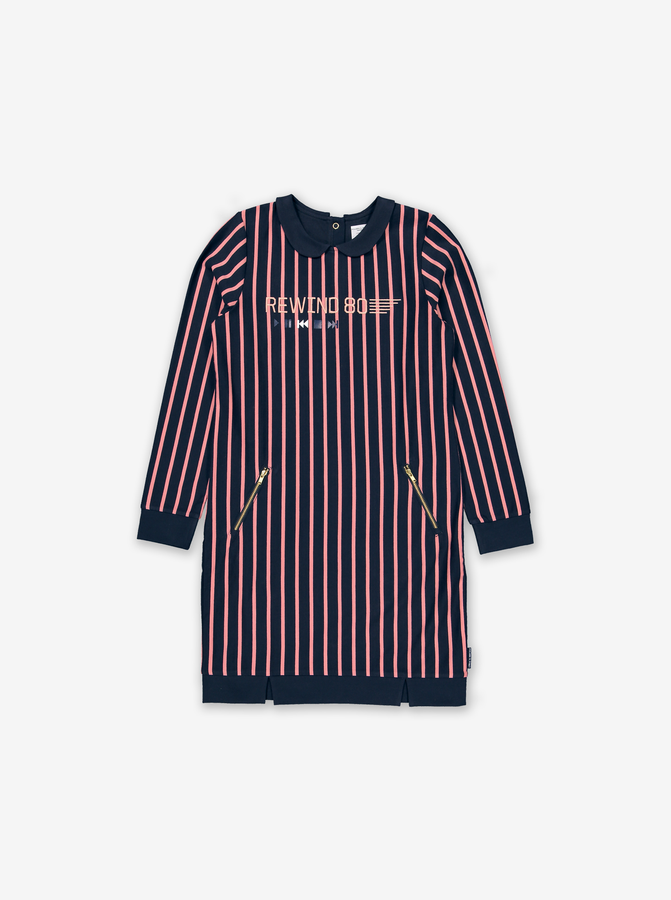 Striped Kids Dress