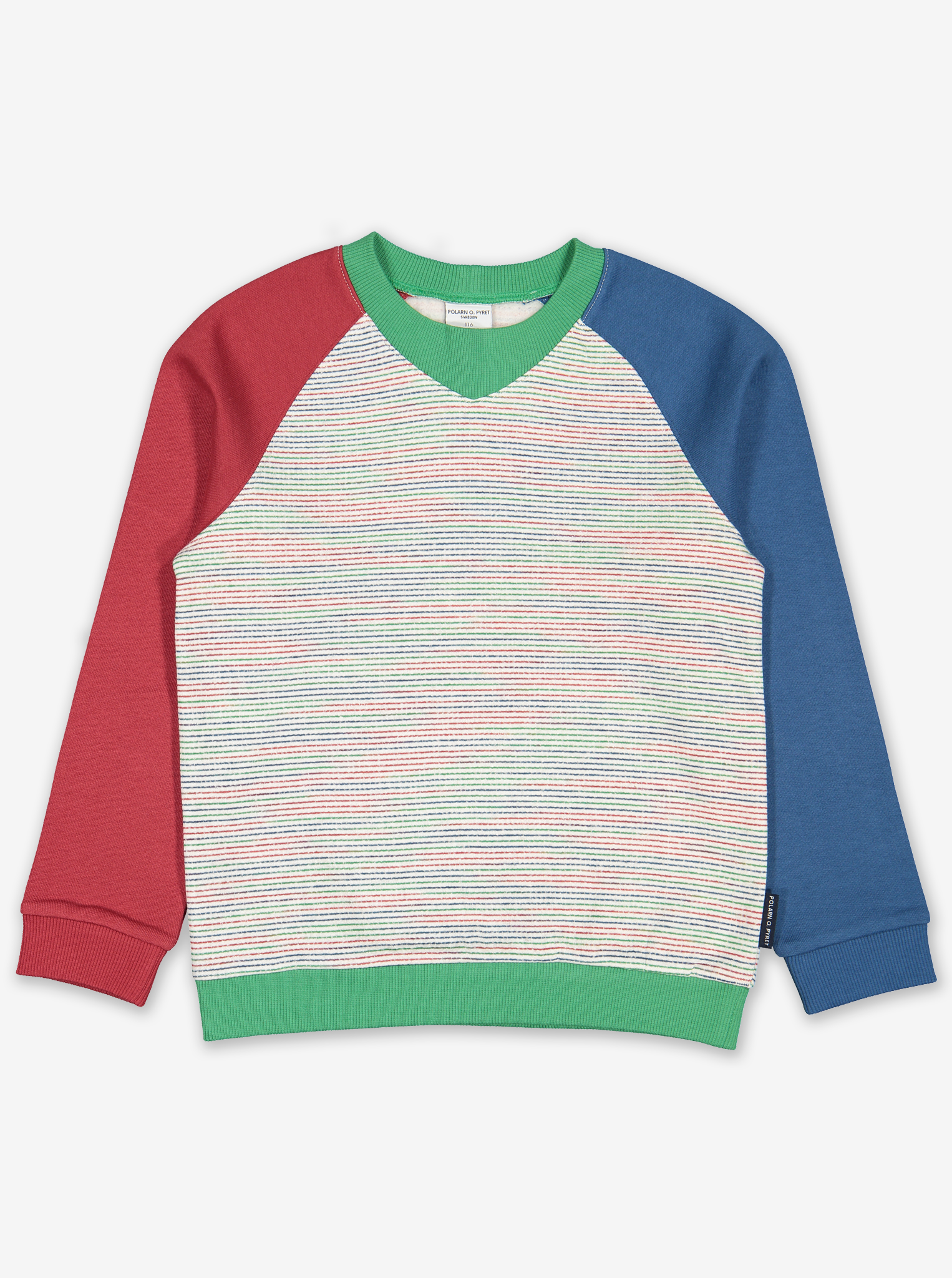 Striped Kids Cosy Sweatshirt
