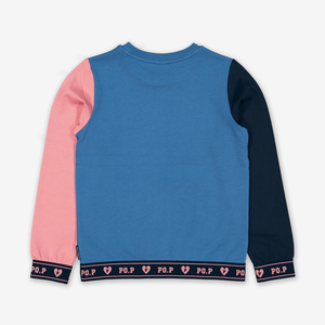 Love PO.P Kids Sweatshirt