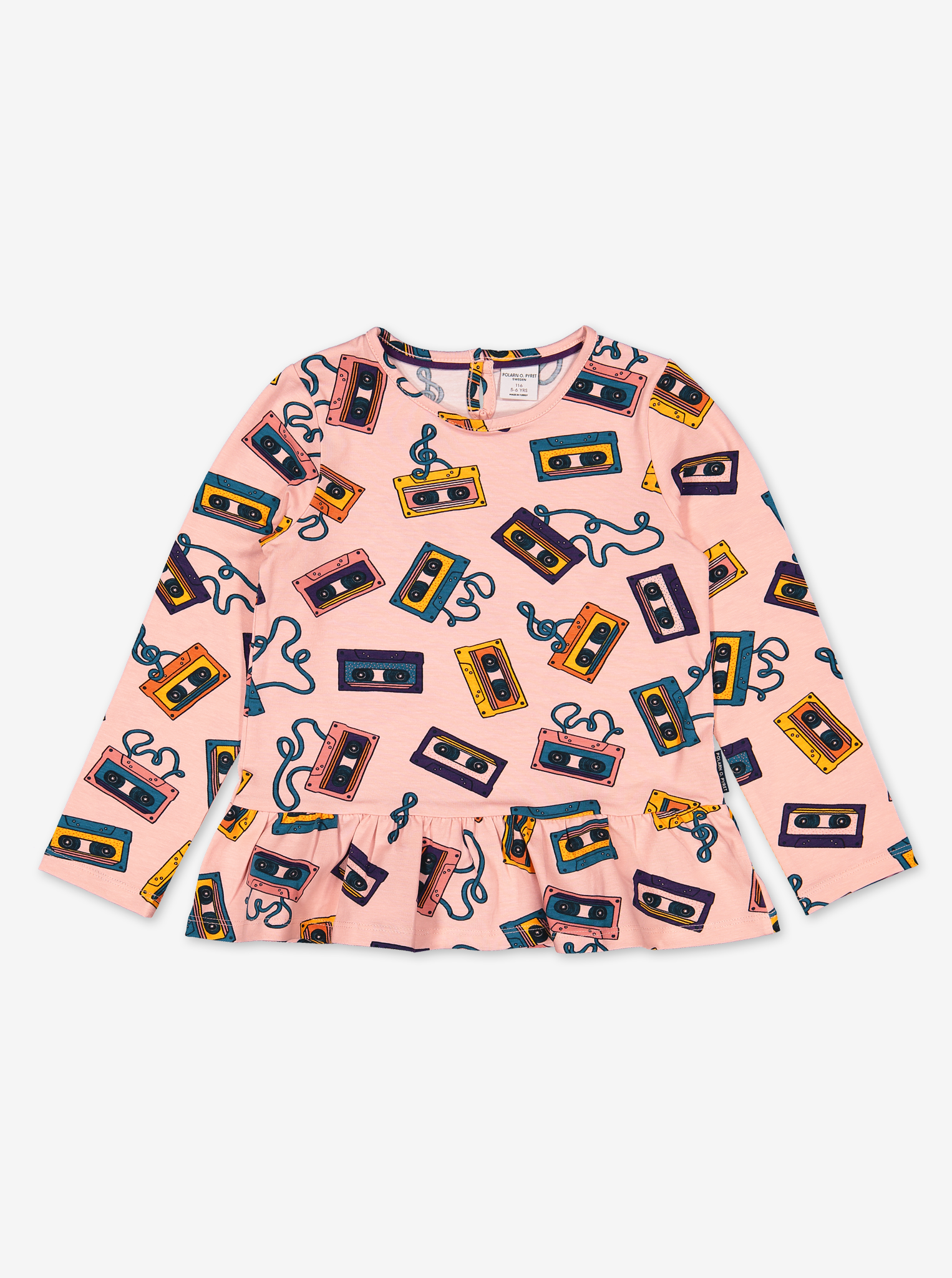 Mixed Tape Kids Top